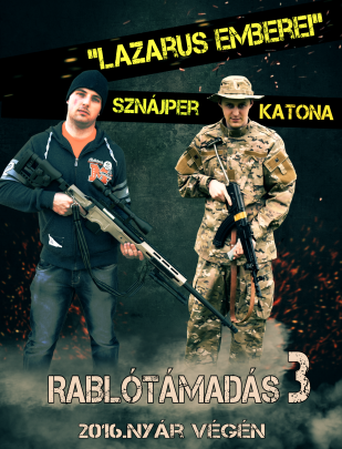 Lazarus team
